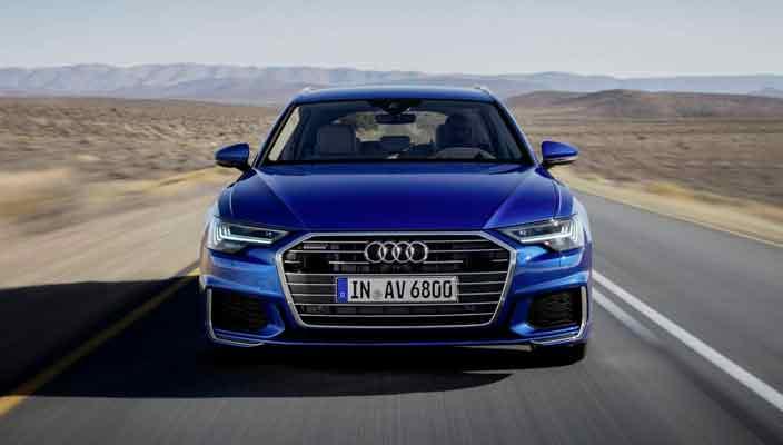 Новая Audi A6 стала универсалом, официально | фото, видео