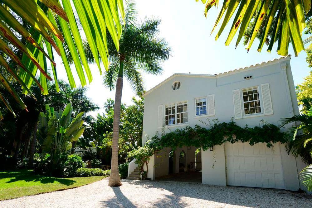 Дом Аль Капоне в Майами, где он жил до смерти в 1947 году