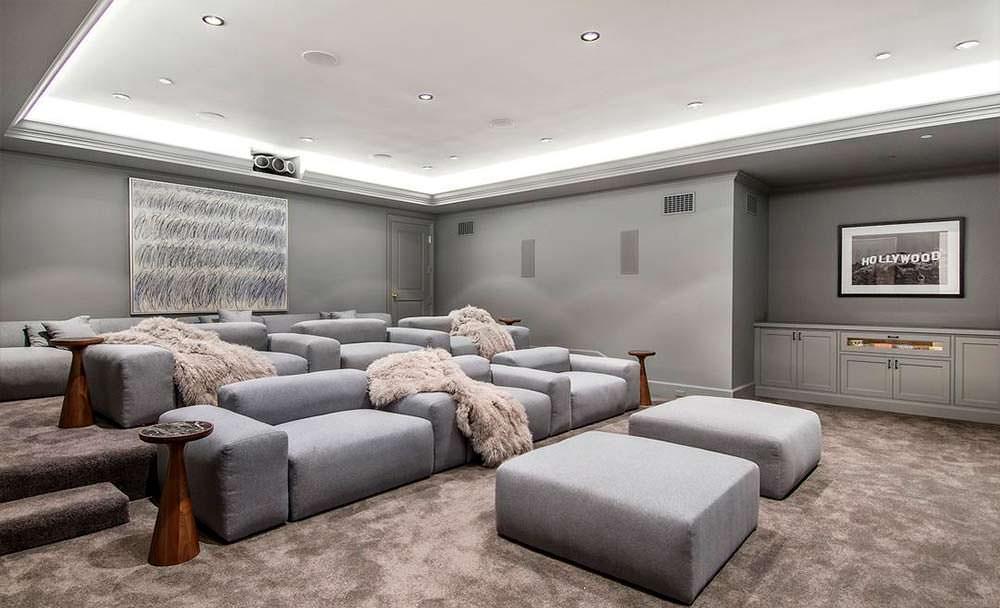 Домашний кинотеатр на 12 мест