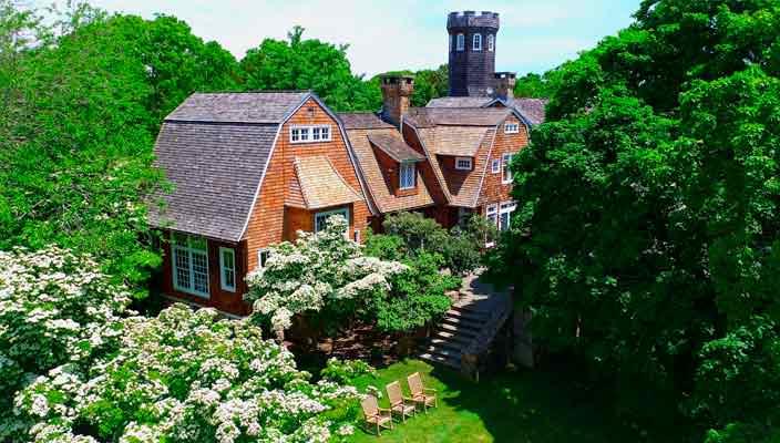 Модель Кристи Бринкли продает сразу два дома   фото и цены