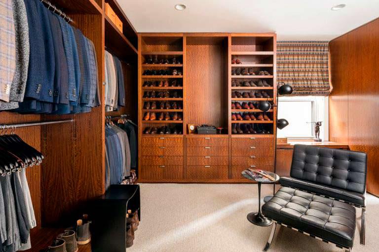 Квартира с двумя гардеробами