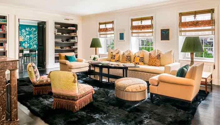 Мэтт Лауэр продает квартиру на Манхэттене | фото и цена
