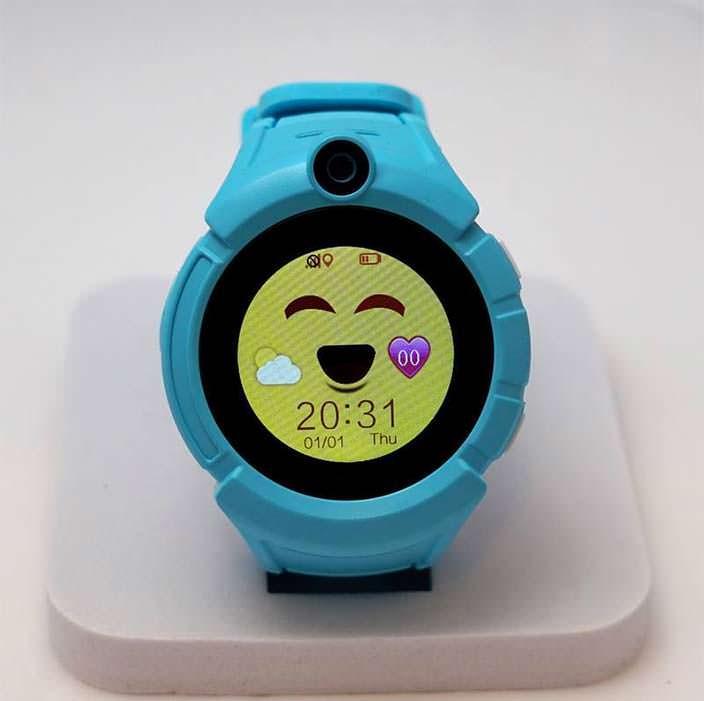 Часы Smart Baby Watch Q610S