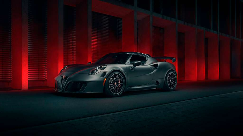 Alfa Romeo 4C от Pogea Racing. Мощность 477 л.с.