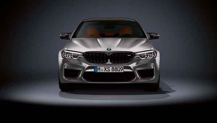 Новая BMW M5 Competition 2019 года официально   фото, инфо