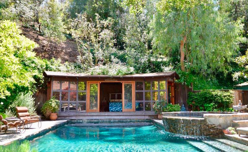 Дом актрисы Люси Лью в Лос-Анджелесе