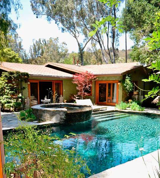 Дом Люси Лью в Лос-Анджелесе