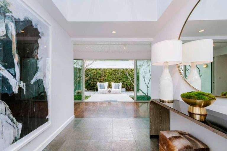 Дизайн интерьера в доме Тейлор Свифт