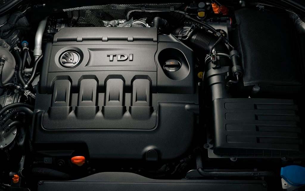В Skoda ставят двигатели TSI и TDI от Volkswagen