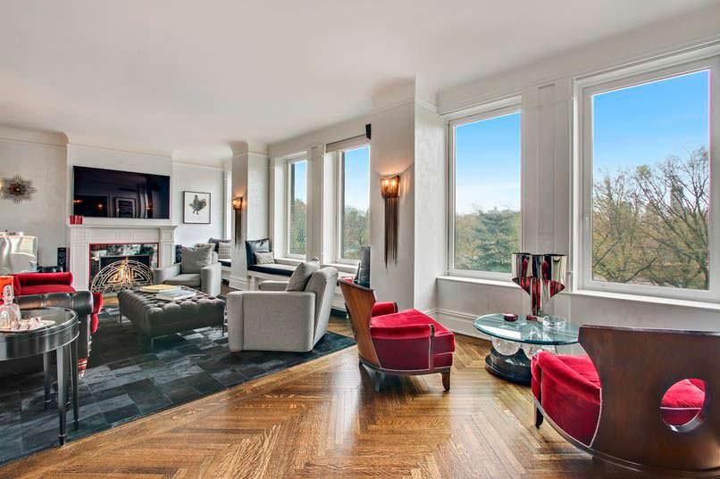 Квартира с видом на Центральный Парк