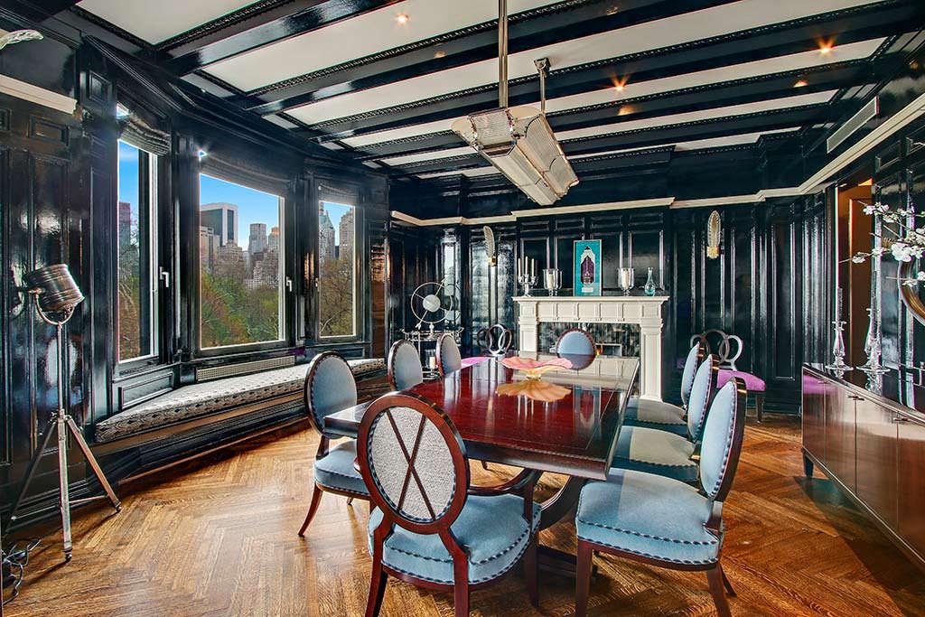 Квартира с 4 спальнями на Манхэттене