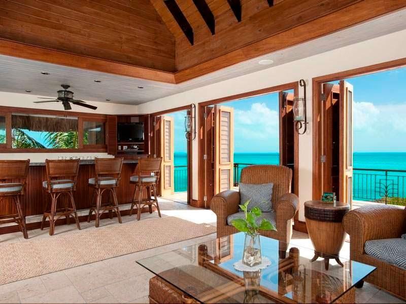 Островной дом Принса с 10 спальнями и 10 ванными комнатами