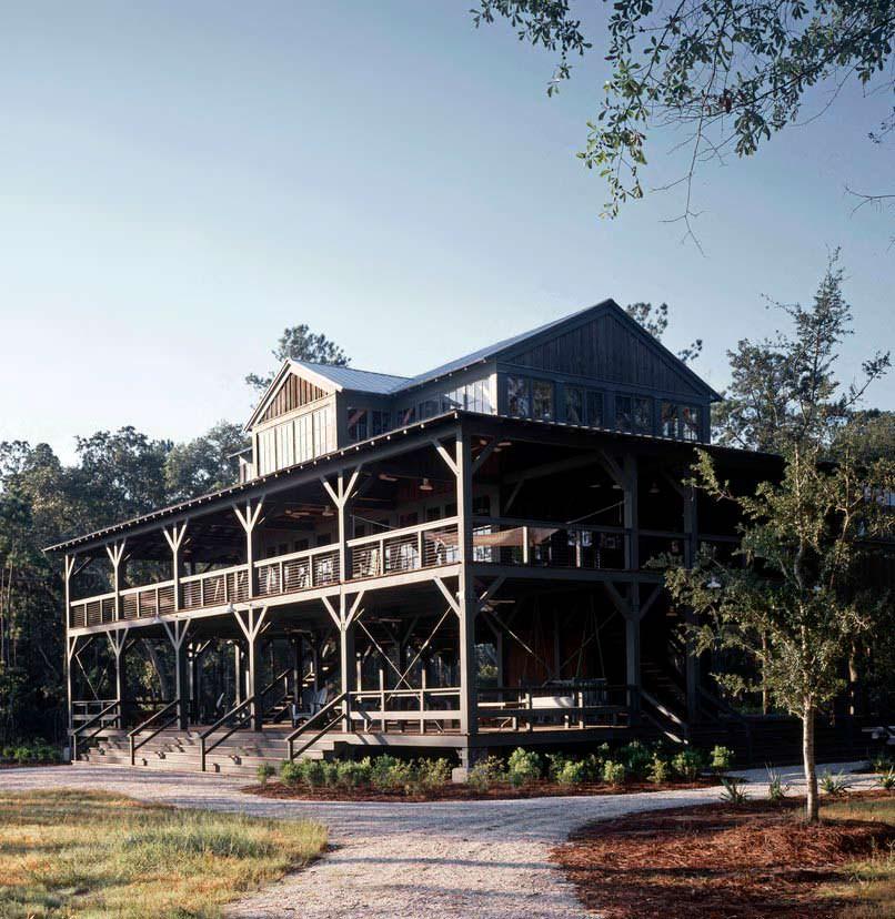 Ранчо Бена Аффлека в штате Джорджия, США