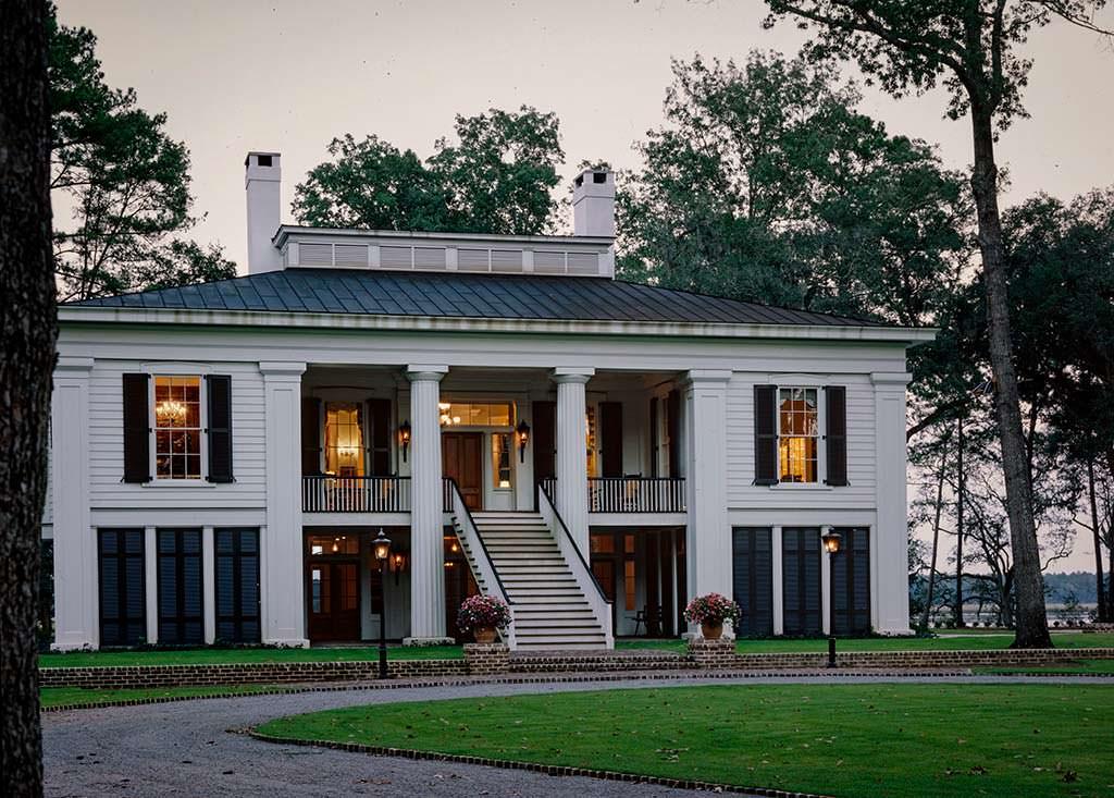 Старое ранчо Бена Аффлека на 35 гектарах в Джорджии