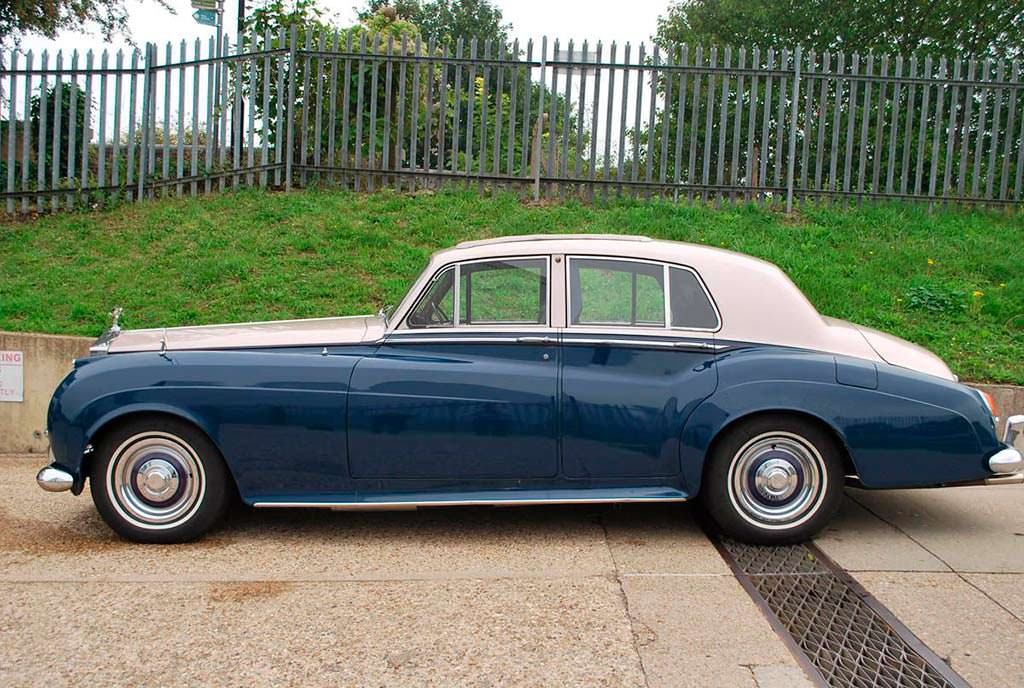 Rolls-Royce Silver Cloud II 1960 года выпуска