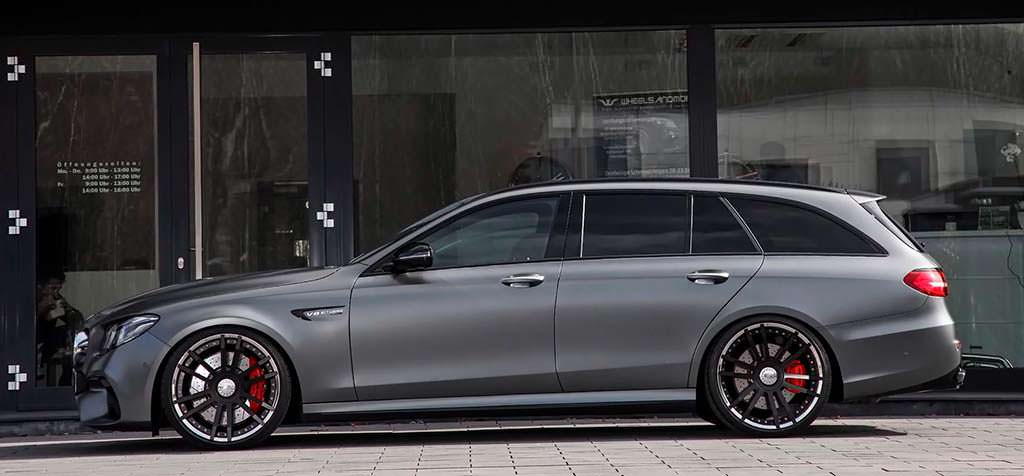 Супер-универсал Mercedes-AMG E63 S Estate от Wheelsandmore