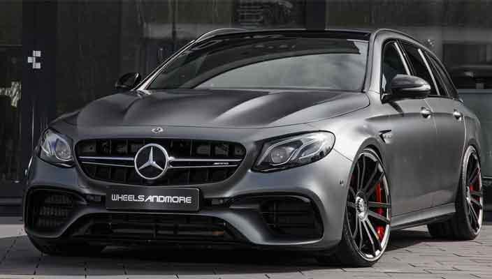 Тюнинг Mercedes-AMG E63 S Estate от Wheelsandmore   фото