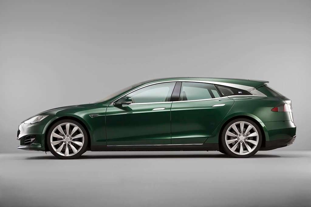 Универсал Tesla Model S Shooting Brake