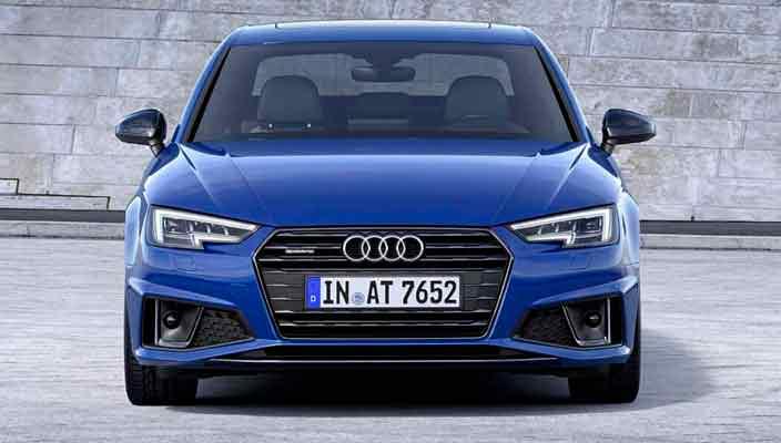 Audi A4 в кузове B9 пережила рестайлинг | фото