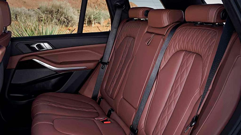 Задние сиденья BMW X5