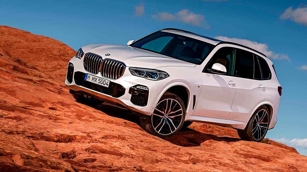Новая BMW X5