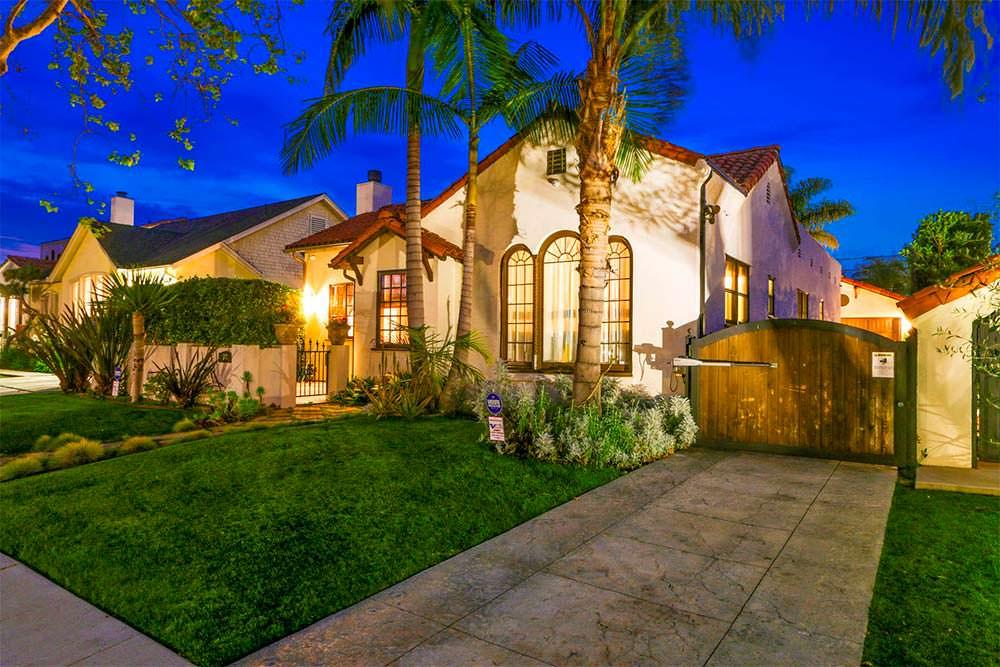 Дом Дермота Малруни в Лос-Анджелесе