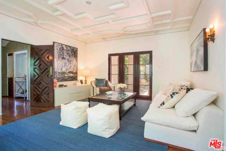 Дизайн интерьера дома художницы Фрэнсис Бин Кобейн