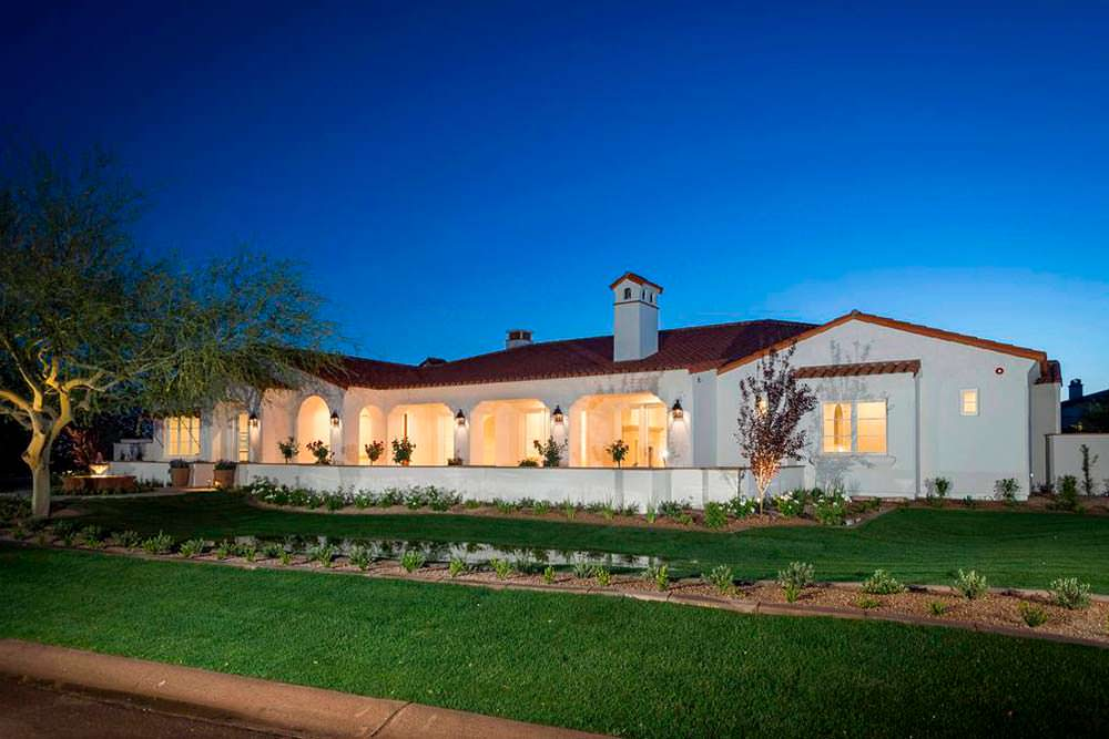 Дом Майкла Фелпса в Аризоне