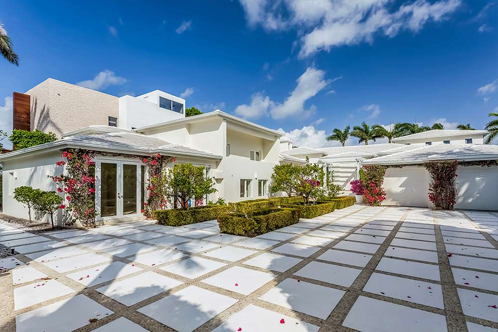 Дом Шакиры в Майами-Бич