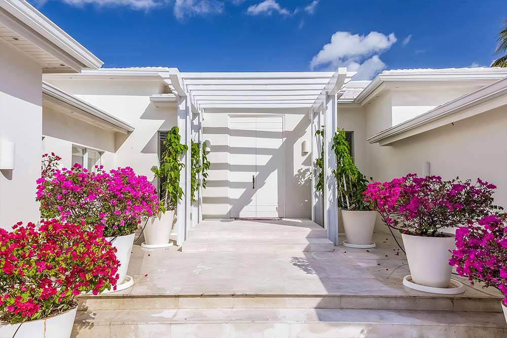 Дом певицы Шакиры в Майами-Бич