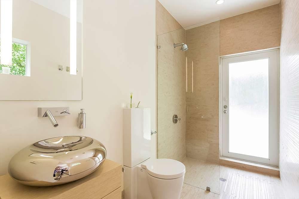 Авторский дизайн ванной комнаты