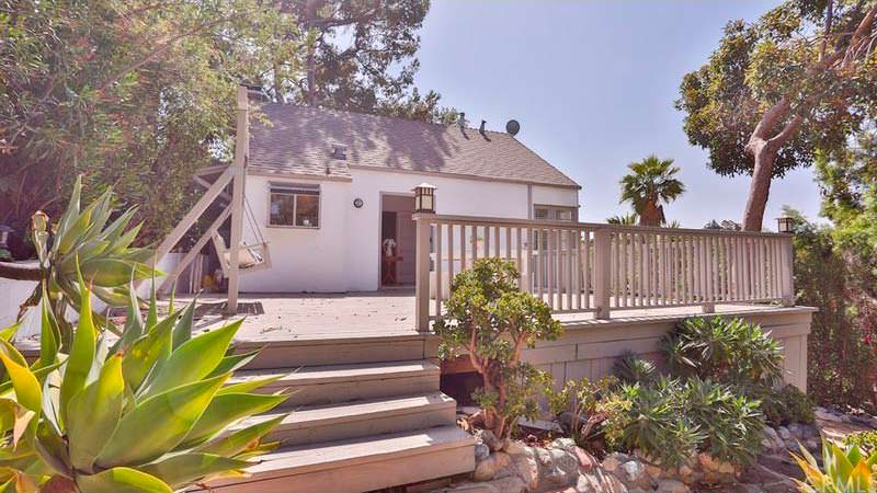 Дом певицы Sia в Лос-Анджелесе