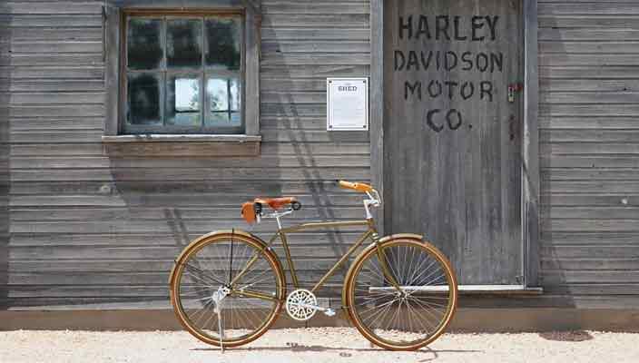 Harley-Davidson возвращается в велосипедный бизнес