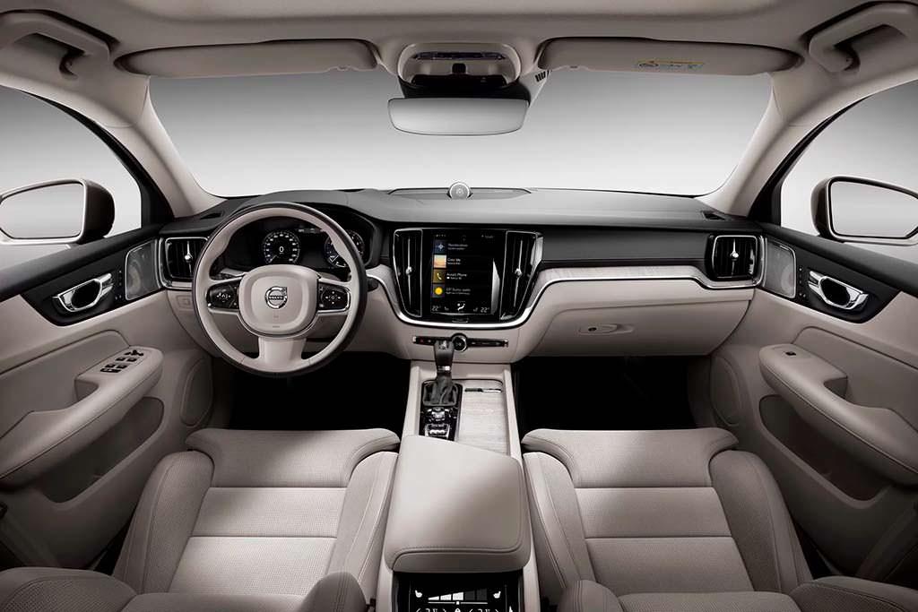 Салон Volvo S60