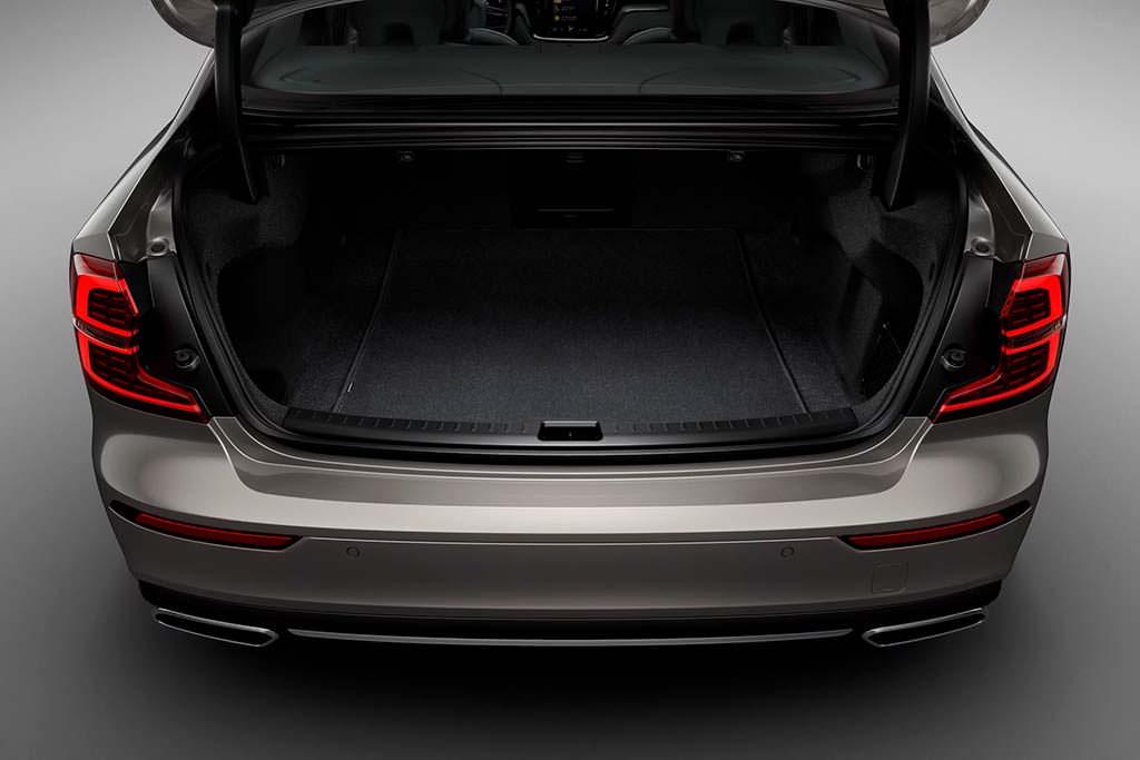 Багажник Volvo S60