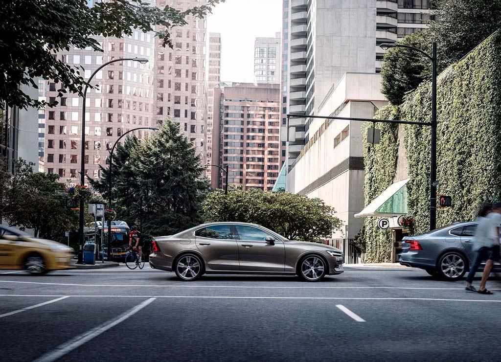 Volvo S60 нового поколения
