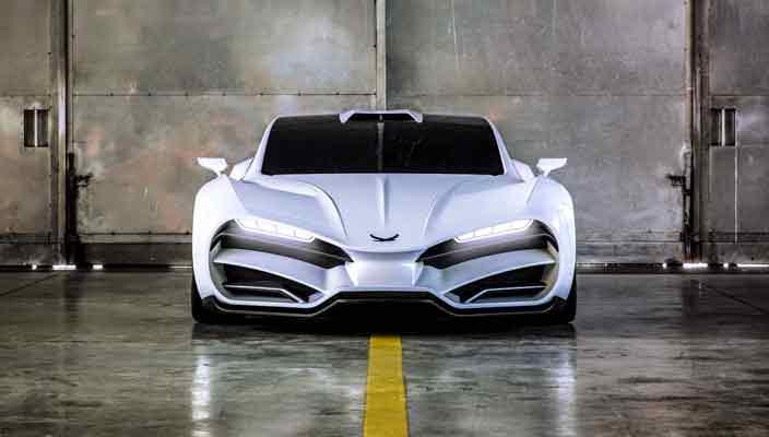 Австрийский гиперкар Milan Red бросает вызов Bugatti Chiron