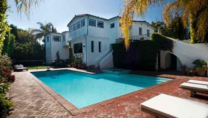 Деннис Куэйд продает дом в Пасифик Палисадес | фото и цена