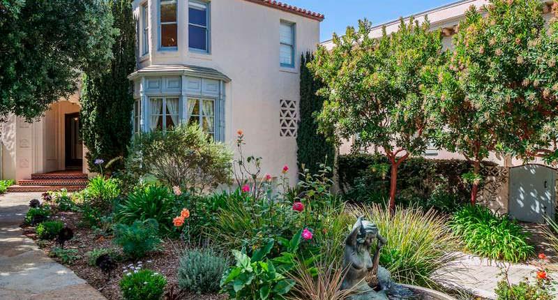 Дом Кирка Хэммета в Сан-Франциско