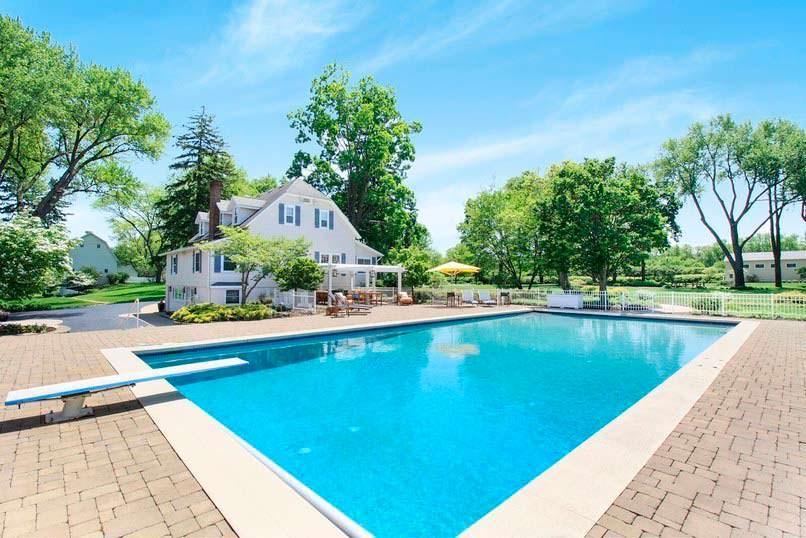 Дом с бассейном Мохаммеда Али