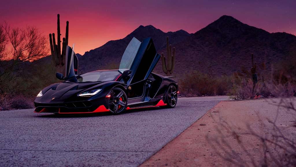 Фото Lamborghini Centenario