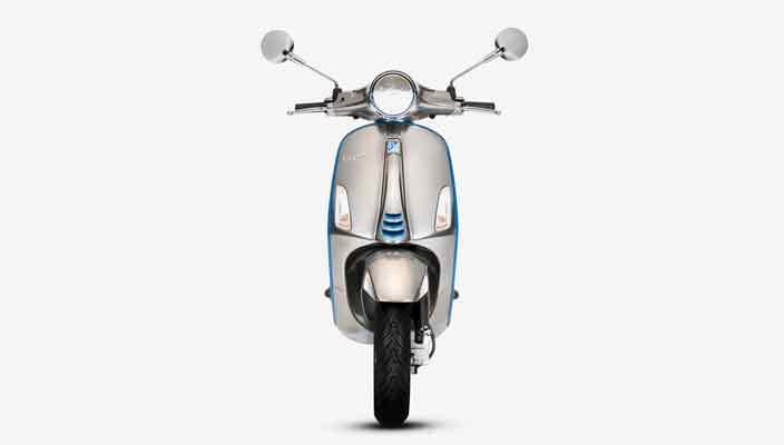 Электро-скутер Piaggio Vespa Elettrica идет в производство