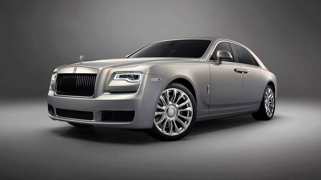 Rolls-Royce Silver Ghost Collection. 1 из 35