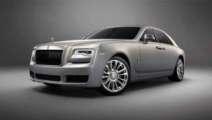 Коллекционный Rolls-Royce Silver Ghost в честь модели 1906 г.