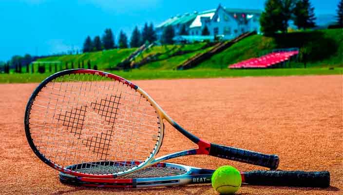Снаряжение для тенниса в Украине от Tennis-Go