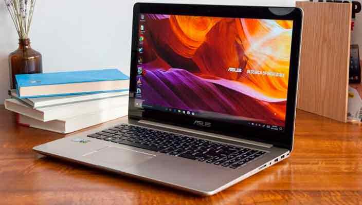 Asus VivoBook Pro 15 - профессиональный ноутбук для работы