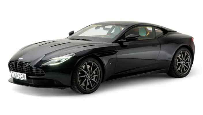 Создан бронированный Aston Martin DB11 | фото, характеристики