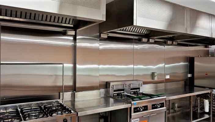 Качественные вытяжной зонт для промышленных кухонь от компании food-equip