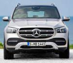 Новый Mercedes-Benz GLE в кузове W1XX официально | фото, видео