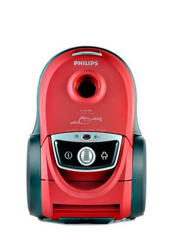 Бесшумный пылесос Philips FC9174